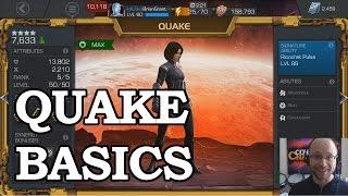 Quake Guide   Marvel Contest of Champions