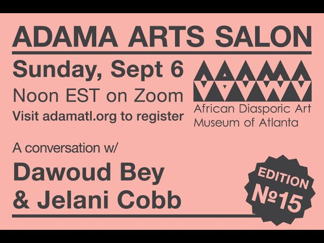 Dawoud Bey in Conversation With Jelani Cobb