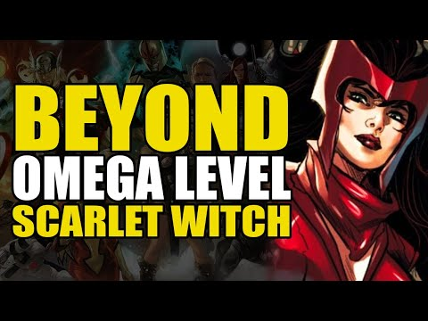Beyond Omega Level: Scarlet Witch | Comics Explained