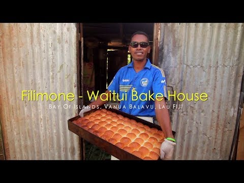 Meet Filli the baker at Vanua Balavu, Fiji | Travel Boating Lifestyle