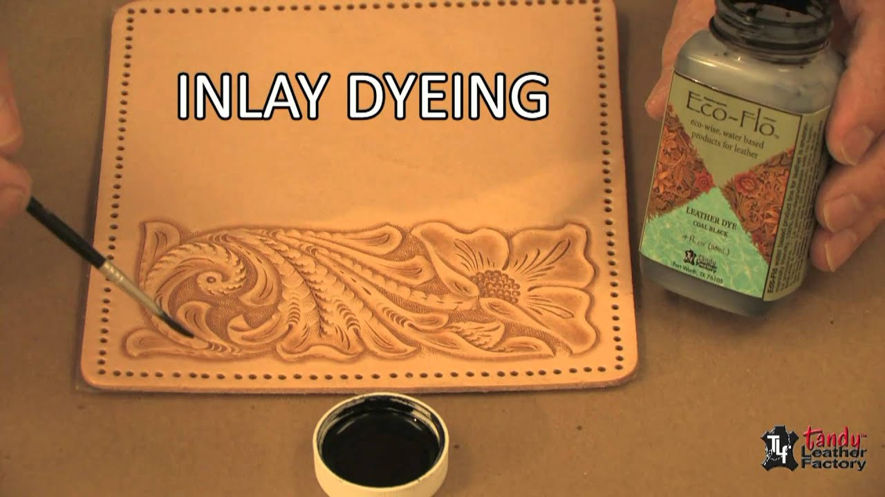 How To Overall And Inlay Dye - YouTube
