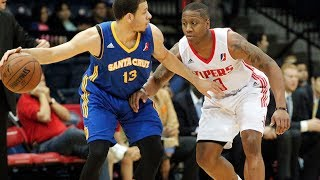 Warriors Advance to 2014 NBA D-League Finals
