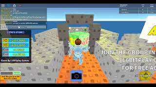 Roblox Sky Wars codes and game play 2018
