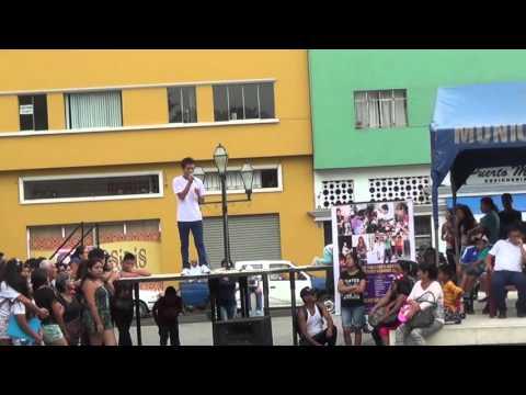 Ángel  Cover  Robbie Williams  Jhonny López En Vivo