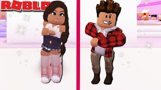 GENDER SWAP CHALLENGE on Fashion Famous | Roblox