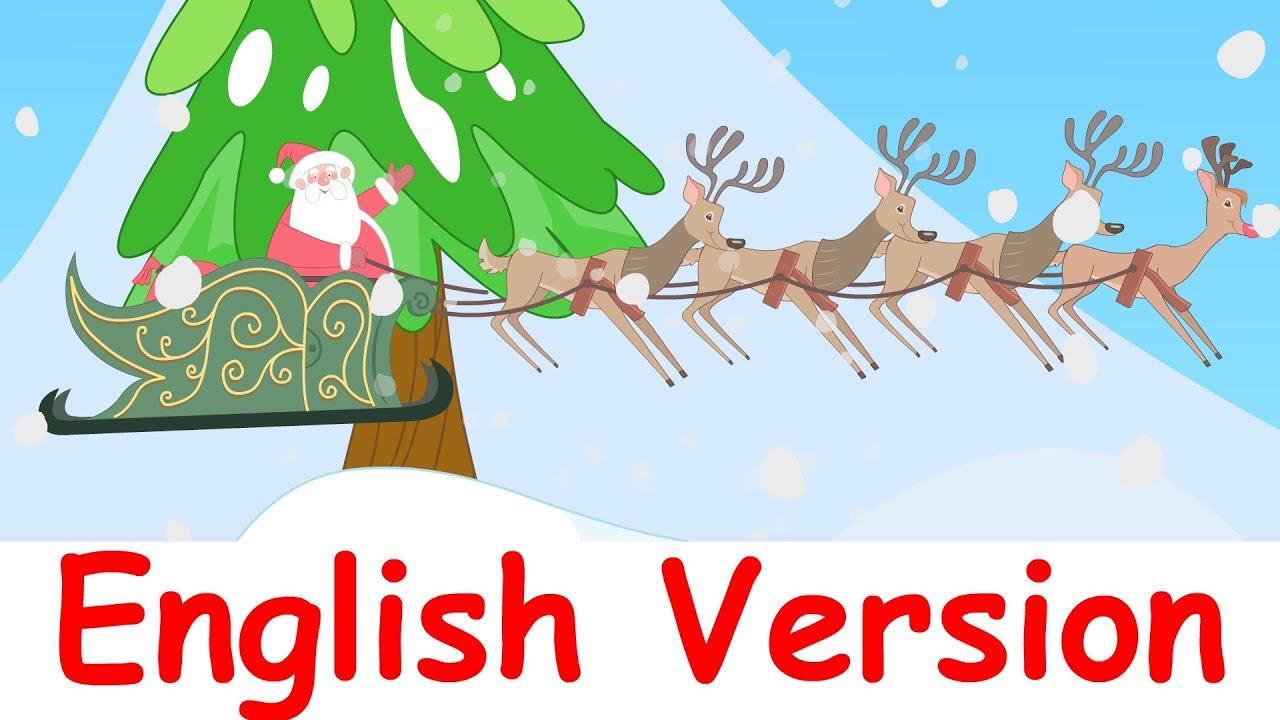 Jingle Bells | những bài hát Giáng sinh bằng tiếng Anh