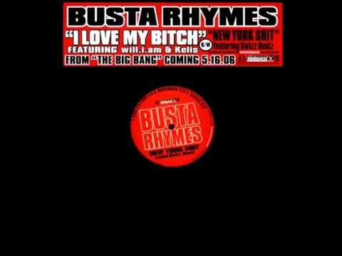 Busta Rhymes - I Love My Bitch (Instrumental)
