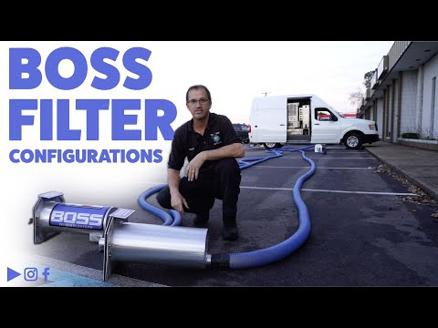 Increasing Truckmount Power With Inline Filters!