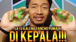 Download Video EKSPERIMEN SATU KALENG TANCHO POMADE DI KEPALA!! MP3 3GP MP4