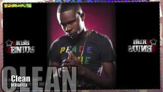 Versatile - Clean [Negril Weekend Riddim] June 2012