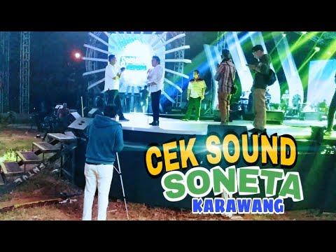 CEK SOUND SONETA DI SEMARAK INDOSIAR KARAWANG