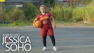 Kapuso Mo, Jessica Soho: Petmalu na lolang basketbolista, kilalanin!