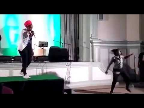 Download Zion Vilakazi a Poet ... alongside dancer Sanele Magwaza