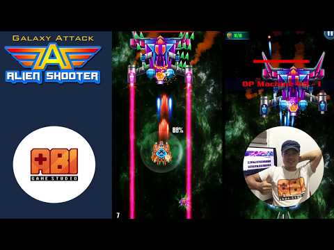 Level 84 Boss 21 ALIEN SHOOTER Quick Tips | Version Update 2020 | GALAXY ATTACK | Space Game Mobile