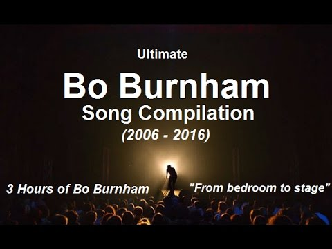 Bo Burnham | Ultimate Song Compilation | 3 HOURS