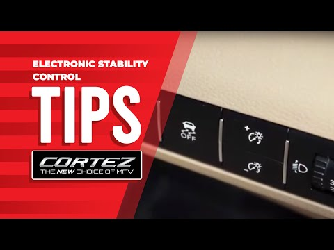 Electronic Stability Control >> Wuling Cortez Electronic Stability Control