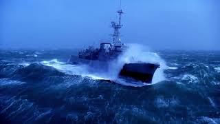 На Гребне Злой Волны  Море для настоящих мужиков! Жесть