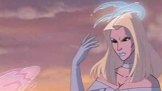 Emma Frost VS Psylocke