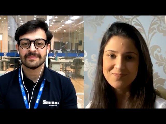 Entrevista com a médica nutróloga Patrícia Savoi