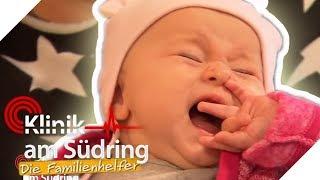 Armes Baby: Wieso weint Clara und schläft nicht mehr? | Die Familienhelfer | SAT.1