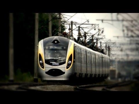 "HRCS2-007 ""UKRAINIAN EXPRESS"" Lviv - Kiev high-speed train"