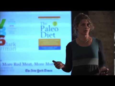 Big Fat Surprise author Nina Teicholz slags Paleo dieters at TEDx ...