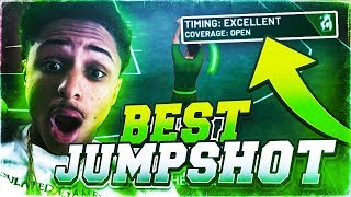 THE JUMPSHOT NOBODY WANTS YOU TO KNOW! UNLIMITED GREEN LIGHTS NBA 2K19! BEST JUMPER FOR ALL BUILDS!