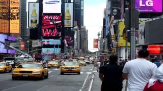 رحلتي الى امريكا #1| New York