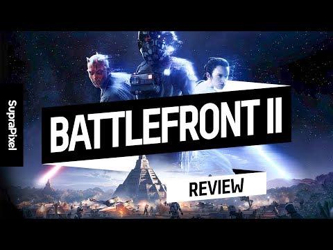 Star Wars Battlefront 2 | Un buen juego arruinado por EA (review)