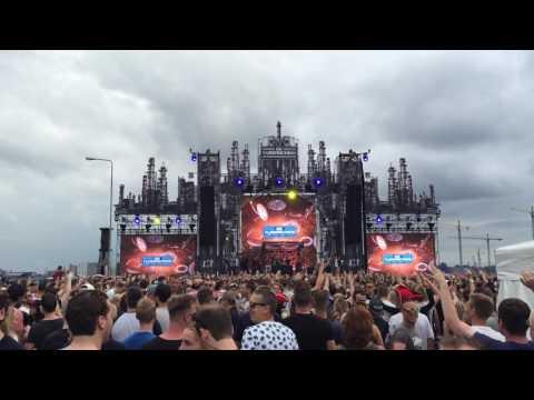 CRAFT Festival 2016 Tijdmachine - Shiverz (D-Block & S-Te-Fan)