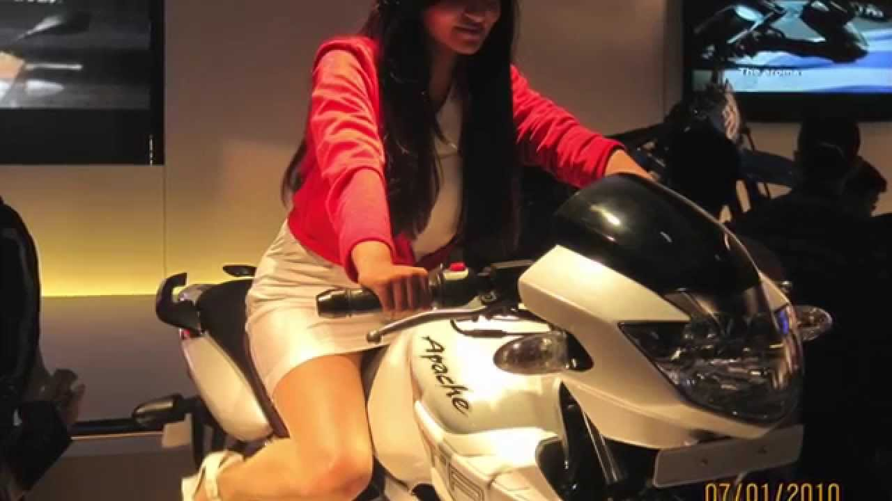 Topic hot cars and girls on bikes