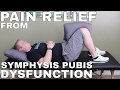 Symphysis Pubis Dysfunction (SPD): Pain Relief Exercises