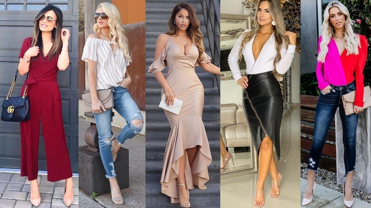 Looks Para Mujeres De 30 Años En Adelante 20192020 Cómo Debo Vestir Si Ya Tengo 30