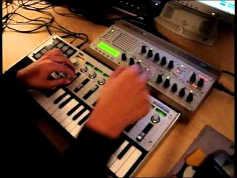 MIDIbox SID V2 Bassline Demo  3 c64