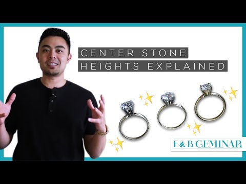 3-types-of-center-stone-setting-heights-on-rings-explained---low,-standard,-&-high