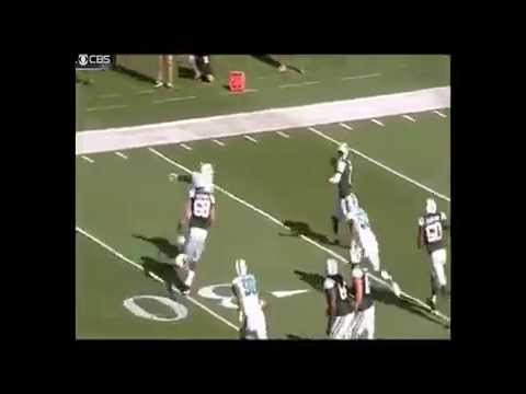 Cameron Wake DESTROYS Geno Smith !