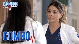 Médicos, línea de vida - C-07: Ana le exige a Regina respetar su tiempo | Las Estrellas