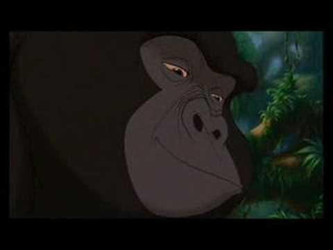 Tarzan - Dois mundos