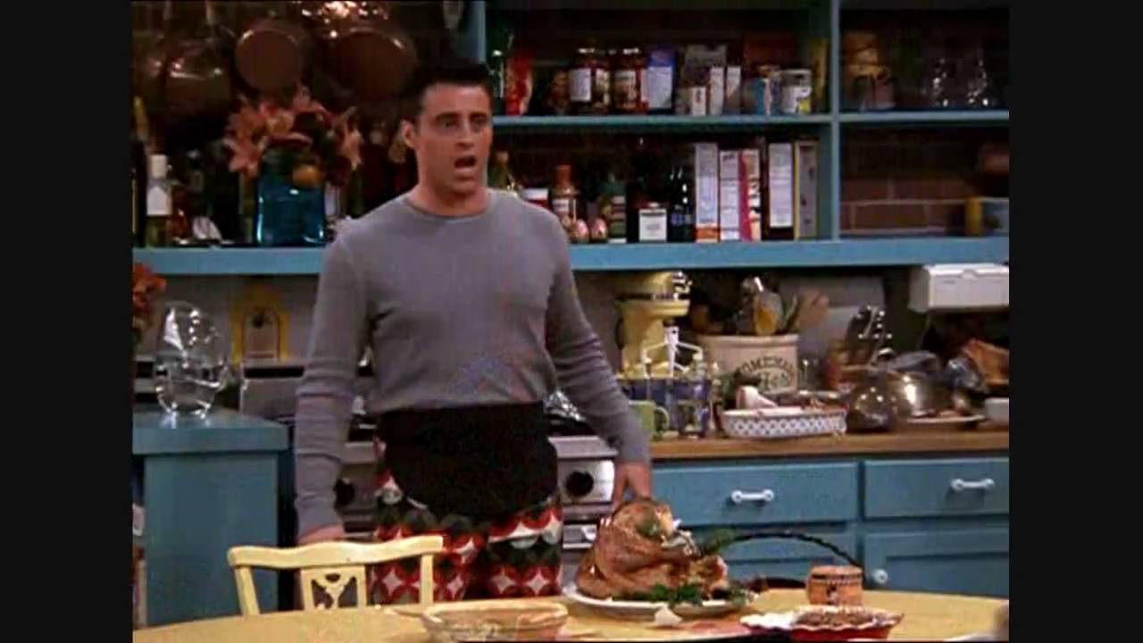 The 35 Funniest Food Moments from Friends