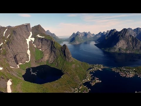 Norway and Sweden Road Trip Drone Video - Featured Creator Remo Liechti