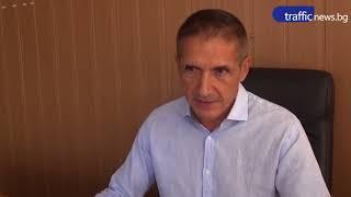 """Строителна фирма остави езикова гимназия """"Пловдив"""" недовършена"""