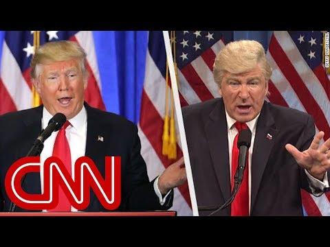 Baldwin returns as Trump on 'SNL' after feud