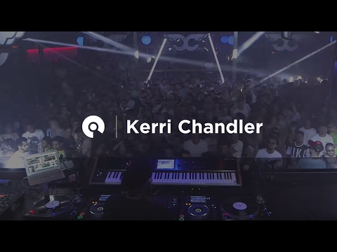 Kerri Chandler @ Music Is Revolution 2016 Week 10, Terraza, Space ibiza