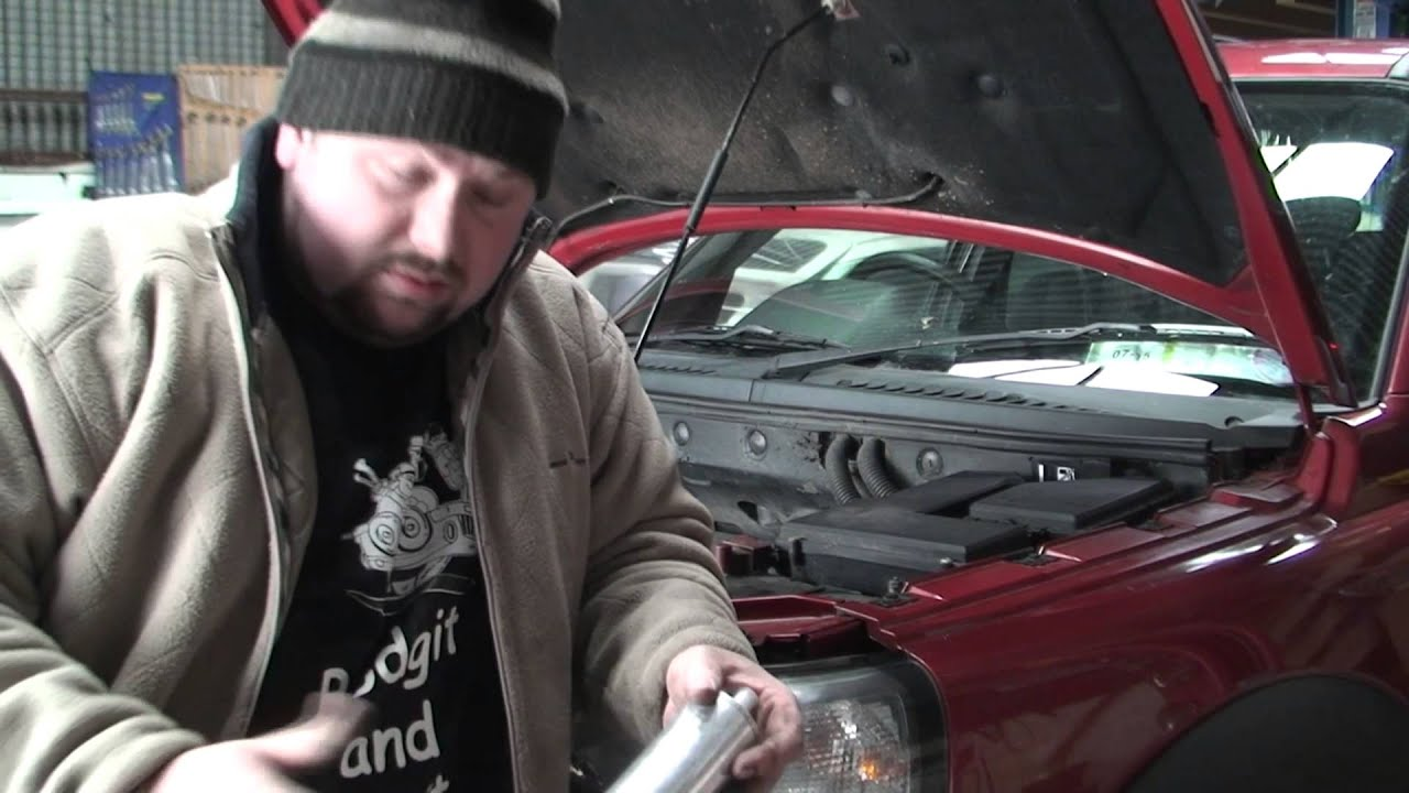 bodgit and leggit garage how to service a 2005 land rover