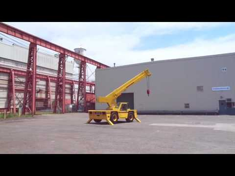 Broderson IC-200-2C 15 Ton Carry Deck Crane for sale in Philadelphia pa