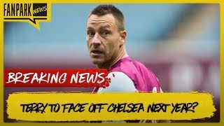 Rooney To Leave Everton | John Terry To Face Off Chelsea | Viera to Manage Arsenal? |