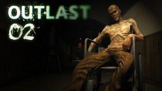 OUTLAST [HD+] #002 - Apathische Psychosen ★ Horror ★ Let's Play Outlast