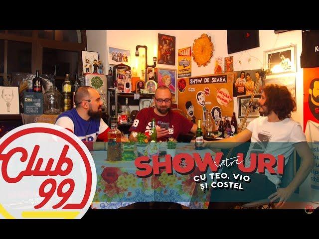 Podcast #241   Ștefan de los Muertos   Între showuri cu Teo Vio și Costel