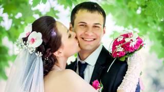 Свадебное слайдшоу Алексей и Мария