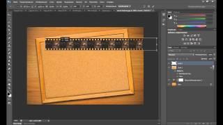Видеоурок Photoshop Как красиво оформить свои фотографии